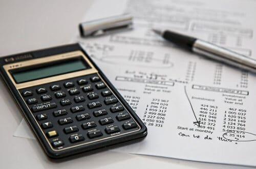 learning financial management skills calculator