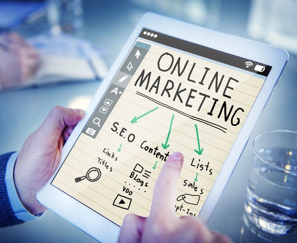 Online marketing - Learning Marketing Skills